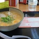 にんたまラーメン - にんたまラーメン 味噌