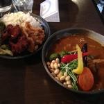 Soup Curry SAMURAI. - SAMURAIまつり(1280円)