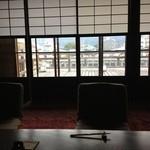 露瑚 - 2階席の一室