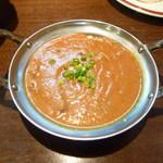 ハッピー ネパール&インディアン レストラン - マトンカレー