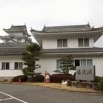 湯浅城 - お城の外観