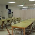 湯浅城 - テーブル席