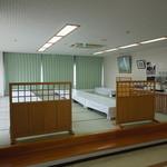 湯浅城 - 座敷席