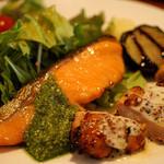 和ビストロ サグラ - お肉もお魚もとっても柔らかでしっかりした味付けでした!