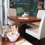 ラバーマ - テーブル席♪