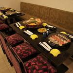 鶴生館 - 1テーブル6名様でオードブルなど盛り込み料理をご利用時