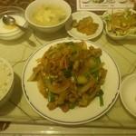 上海台所 - 豚のしょうが焼き