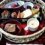 日本料理 うめ野 - レディースセット1,050円