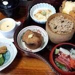 日本料理 うめ野 - うめ膳1,680円