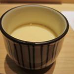 すし 神戸 ORIENTAL HOTEL - 茶碗蒸し