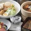 Ogura - 料理写真:じんわりやさしい、おでんに出汁茶漬け。