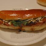 パンの寿屋 - ハムカツ・150円