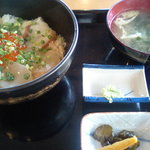 シーフードダイニング 魚座亭 - 漁師丼