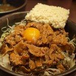 麺屋武蔵 武仁 - カリーつけ麺