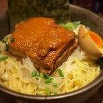 麺屋武蔵 武仁 - 武仁つけ麺