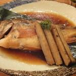 小石川 かとう - メバルの煮付け