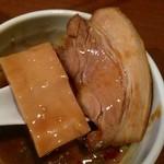 麺屋 高橋 - 具材