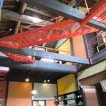 カフェ・レスパス - 二階も席があるようです