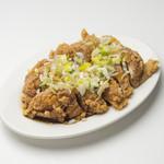 岩本屋 - 油淋鶏(ユーリンチー)