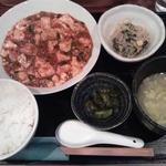 17302678 - ランチセットの麻婆豆腐