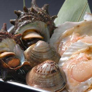 【沼津港水揚げ】駿河湾名物の深海魚や新鮮な旬の魚介を存分にお楽しみ頂けます!