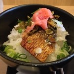 由丸 - ランチの鯖ご飯