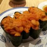 元祖寿司 - これで、特盛りウニ?