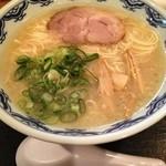 Menyafukutohachi - らぁめん ¥680