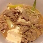 小向 ホルモン - 料理写真:味噌ホル鍋(成功作)