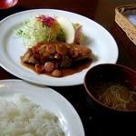 キッチンながお - ランチ800円