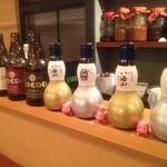 豆種菌 - 八海山日本酒、小江戸ビール