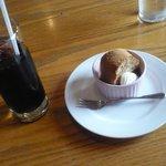 17307068 - アイス珈琲&紅茶のシフォンケーキ