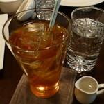 小仲台cafe - ティーソーダ(ICE) 450円