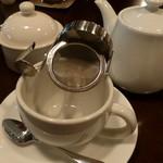 小仲台cafe - オーガニックダージリン(スタンバイ)
