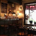 カフェ ド トレボン - 店内
