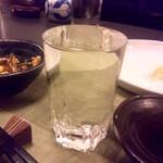 酒・肴 おまた - ハーフサイズでいろいろ飲める.JPG