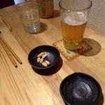 Noodle Studio くらくら - 缶ビール