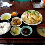 大阪屋 - 牡蠣フライ定食 950円