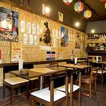 昭和居酒屋 ほっこり亭 - 昭和はイメージの店内。はまる!