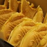 蛸焼工房 - 料理写真:色が奇麗なたいやき