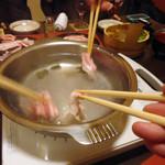 17314542 - くぐり鍋