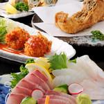 居酒屋 味楽 - 各種宴会に最適な、「2.5時間飲み放題付!味楽4000円コース」をご用意♪忘年会、新年会は、味楽を是非、ご利用ください。