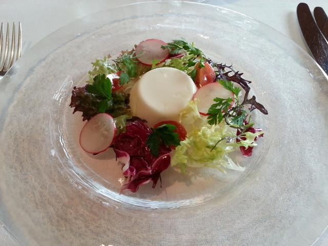 レストラン プランデルブ北鎌倉 - 前菜