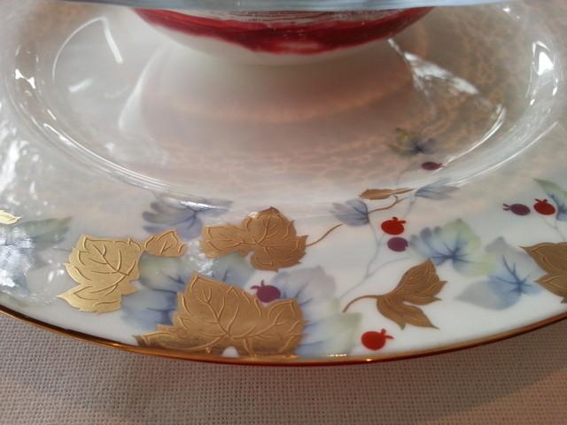 レストラン プランデルブ北鎌倉 - すてきなお皿