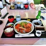 和歌山カントリー倶楽部 - ビフカツ定食(ヒレ)
