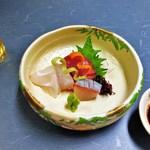 Japanese restaurant chihiro - クエ・まぐろ・カンパチ