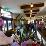 17318397 - にじいろcafeのオープン日の店内