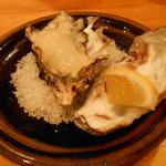 貝や しるひ - 兵庫県産 生カキ