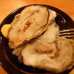 貝や しるひ - 兵庫県産 焼カキ