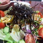 maguroyakitorisuda - 豆腐サラダ